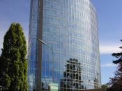 English: World Intellectual Property Organization HQ in Geneva. Русский: Штаб-квартира Всемирной организации интеллектуальной собственности в Женеве.