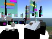 Program Management Office in Virtual World