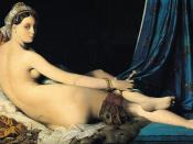 The Grand Odalisque