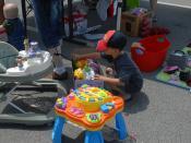 Community Yard Sale - U.S. Army Garrison Humphreys, South Korea - 7 July 2012