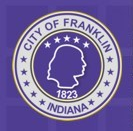 Official seal of City of Franklin, Indiana