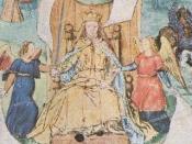 Coronation of Mary 1553