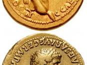 Monetazione Giulio-Claudii