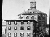 Massachusetts State Prison and Warden's House