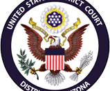 English: Seal of the United States District Court for the District of Arizona