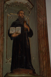 English: Saint Benedict of Nursia Português: São Bento de Núrsia