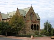 The Port Adelaide Uniting Church in 2005.