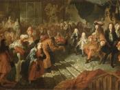 Ambassade Perse auprès de Louis XIV, 19 février 1715