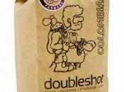 Káva doubleshot 350g