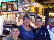 English: Family in New Orleans
