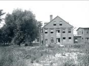 Wilcox Comb Manufacturing Building in Keene New Hampshire