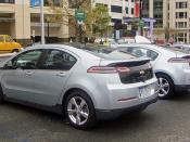Chevrolet Volts, Washington DC
