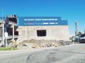 2005.07.05 - Byggeplassen klargjøres