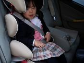 SAKURAKO - TAKATA child safety seat.