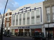 Primark, Kilburn, London, UK