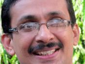 English: Malayalam novelist, short story writer