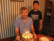 Blair's 52nd Birthday