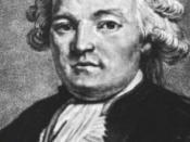 Jean-Anthelme Brillat de Savarin (1755-1826)