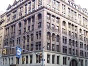 The United Charities Building at 287 Park Avenue South in Manhattan, New York City