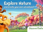 discover the forest lorax