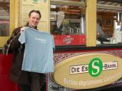 Free Travel-Shirt @ Berlin-Tegel Airport