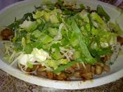 English: Burrito Bowl - Chipotle