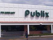 A Publix on Monument Road in Jacksonville, Florida