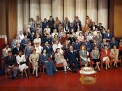 English: Studio publicity photo for MGM actors.