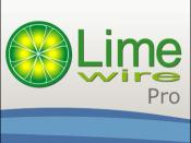 LimeWire settles suit by publishers, blogger rants about copyright in a networked world