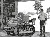 1918 Timken Ad