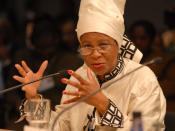 English: Mamphela Ramphele, South African businesswoman