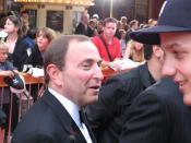 English: NHL Commisioner Gary Bettman in 2007.