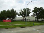 English: Halliburton offices on Bellaire Boulevard in Westchase, Houston