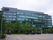 English: Xerox headquarters in Norwalk, Connecticut