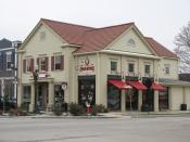 English: Image of Coldstone Creamery in Hudson, Ohio.
