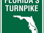 English: Florida's Turnpike logo