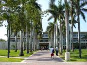 Founded in 1925, the University of Miami is the oldest college in Florida south of Winter Park.