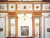 The style of wall paintings in Domus Aurea inspired Raphael's Vatican Stanze and 18th-century Neoclassicism alike.