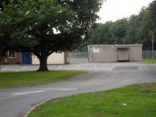 English: ATC 300 (Axholme) Sqn. The ATC training centre is located in the grounds of Axholme school, on Wharf Road.