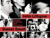 Sweet Smell of Success (musical)