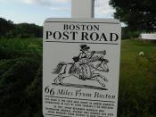 Brookfield, Massachusetts