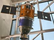 Spacecraft, Clementine, Engineering Model