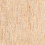 Close-up of balsa wood showing its grain.