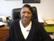 Coach Connie Price-Smith