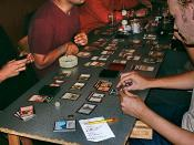 Players and their decks