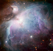 Orion Nebula WFI