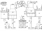 Early design for an Ocean Thermal Energy Conversion power plant