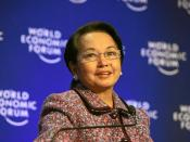 English: Gloria Macapagal Arroyo, President of the Philippines.