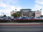 Phước Lộc Thọ, the first Vietnamese-American shopping center in Little Saigon, California