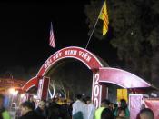 Tet Festival in Little Saigon, Orange County, California